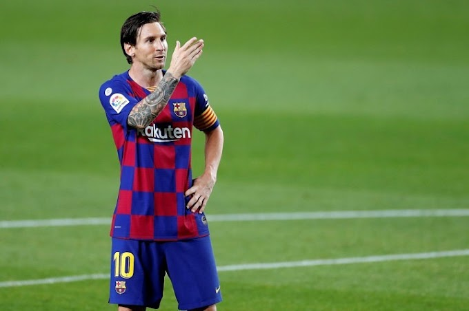 Messi reaches 700 goals milestone as Barcelona draw 2-2 with Atletico Madrid