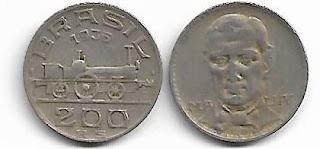 200 Réis, 1936