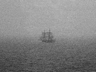 Block Island's Spectral Ship