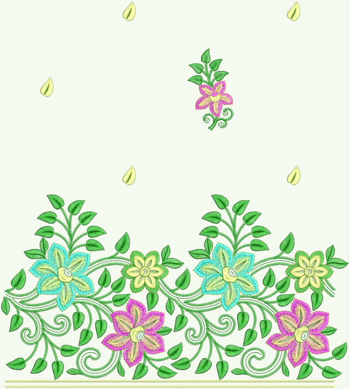 Embdesigntube ladies wedding suits embroidery designs for Designs com
