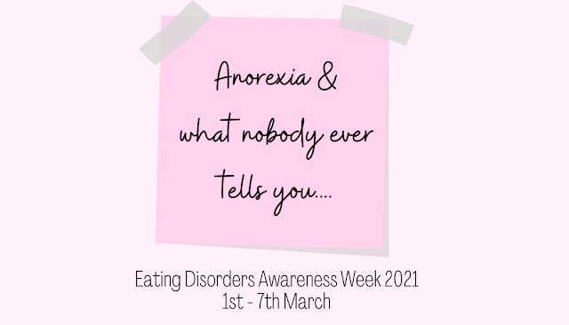 Anorexia, And What Nobody Ever Tells You