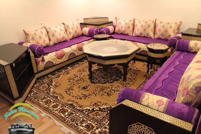 salon marocain oracle