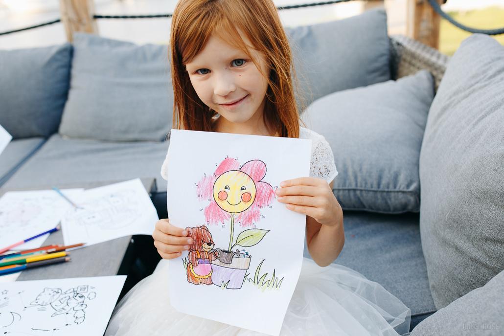 kā izklaidēt bērnu idejas