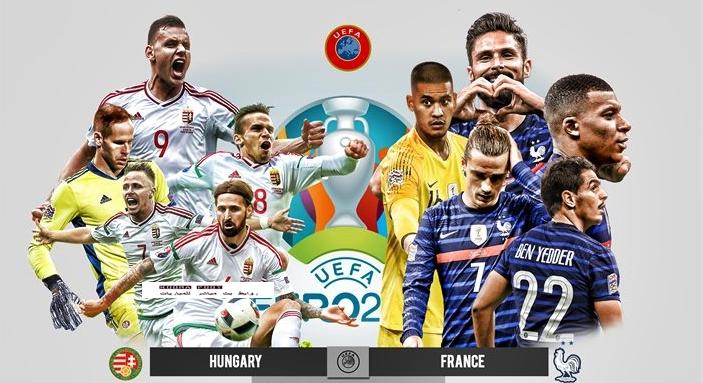 Hungary vs France