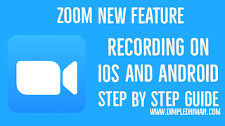 https://www.dimpledhiman.com/2021/03/zoom-latest-feature-Recording-on-IOS-and-android.html