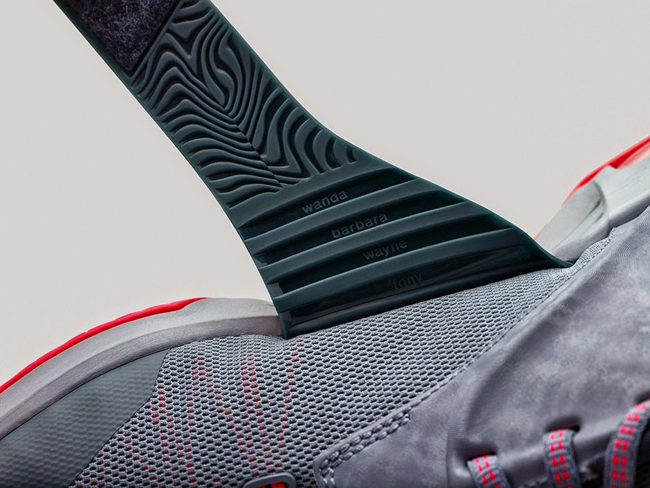 sports shoes 53f79 eee4e DESIGN INNOVATION  PERFORMANCE HYBRID Chang s performance objective for the  KD7 was to provide Durant with the quickness and forefoot flexibility  typically ...