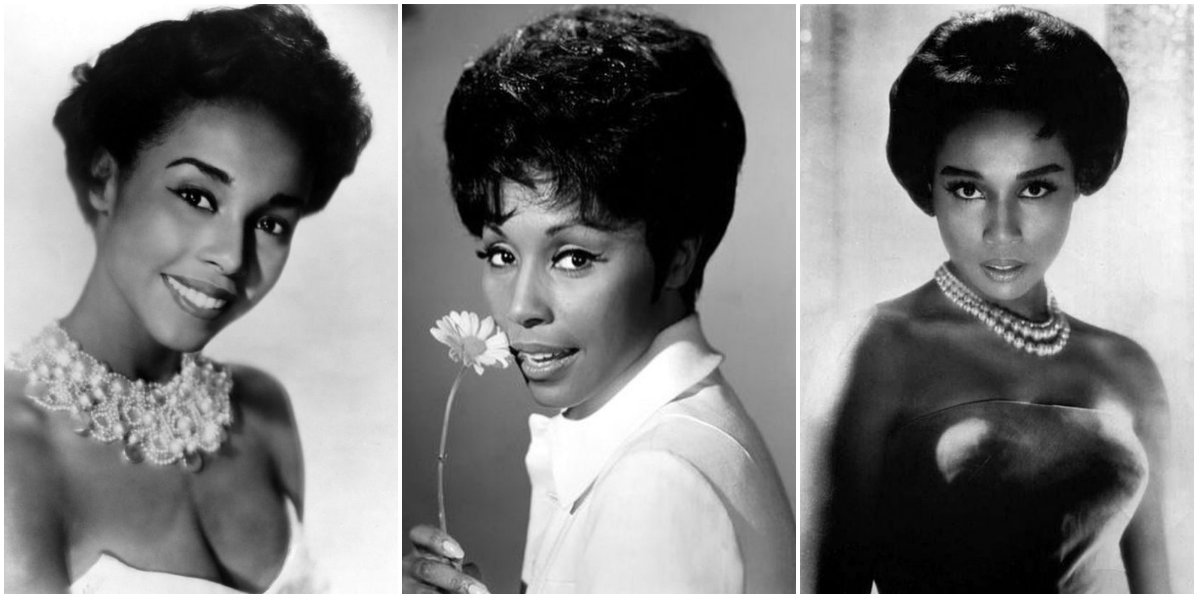 20 Stunning Black and White Photos of a Young and Beautiful Diahann Carroll in the 1950s and 1960s