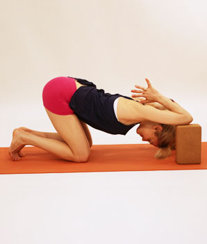 The Best Yoga Poses for Self-Massage