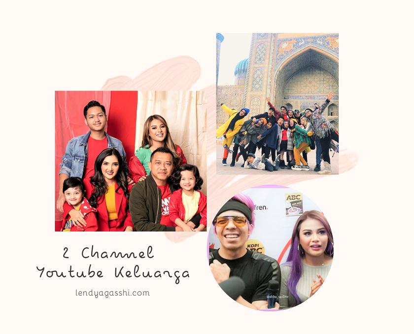 Keluarga Asix dan Gen Halilintar