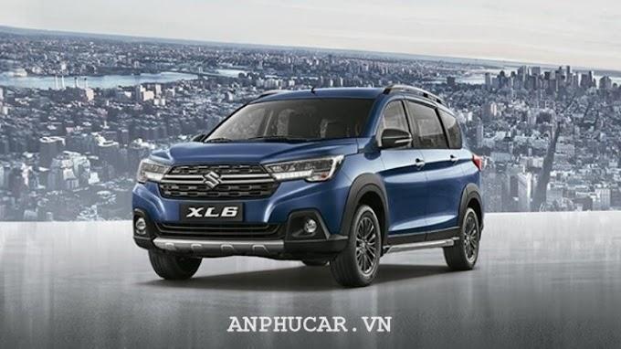 Suzuki XL6 2020 mẫu xe ô tô tương lai ẩn chứa nhiều hứa hẹn