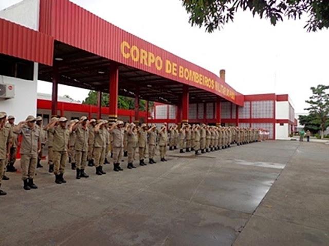Governo anuncia concurso com 60 vagas e descentralização do Corpo de Bombeiros
