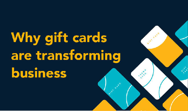 Why Gift Cards Are Transforming Business #infographic
