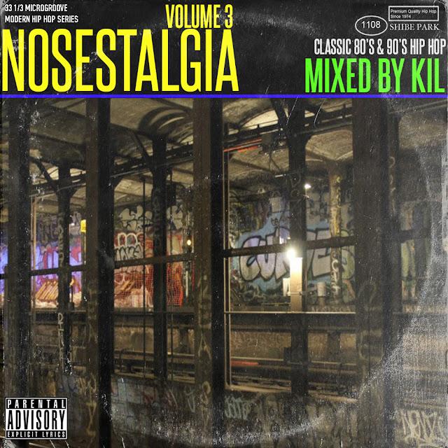 Nosestalgia Mixes Volume 3