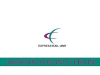 Kekosongan terkini di Express Rail Link (ERL)