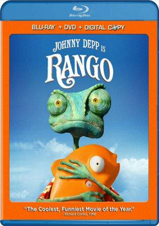 Rango 2011 BRRip 350MB Hindi Dual Audio 480p Watch Online Full Movie Download bolly4u