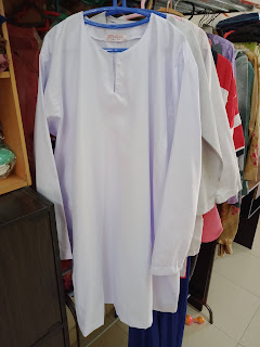 Baju sekolah, baju kurung, baju budak, baju kanak-kanak, fesyen tradisional wanita melayu, qiya saad tailor, qiya saad,
