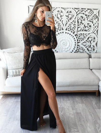 http://www.pickedlooks.com/black-scoop-neck-lace-chiffon-ankle-length-split-front-two-piece-long-sleeve-ball-dresses-pls020102597-p7534.html?utm_source=post&utm_medium=PL171&utm_campaign=blog