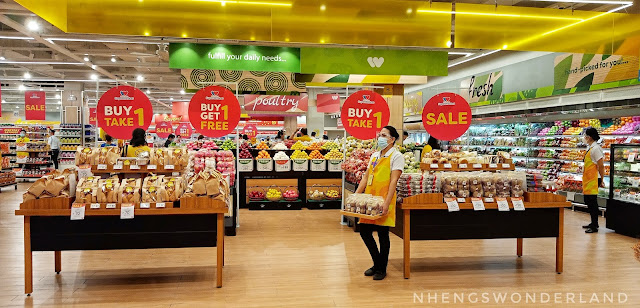 WalterMart Mall Antipolo Supermarket