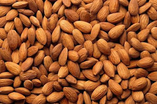 Health benefit of eating almonds almond nut
