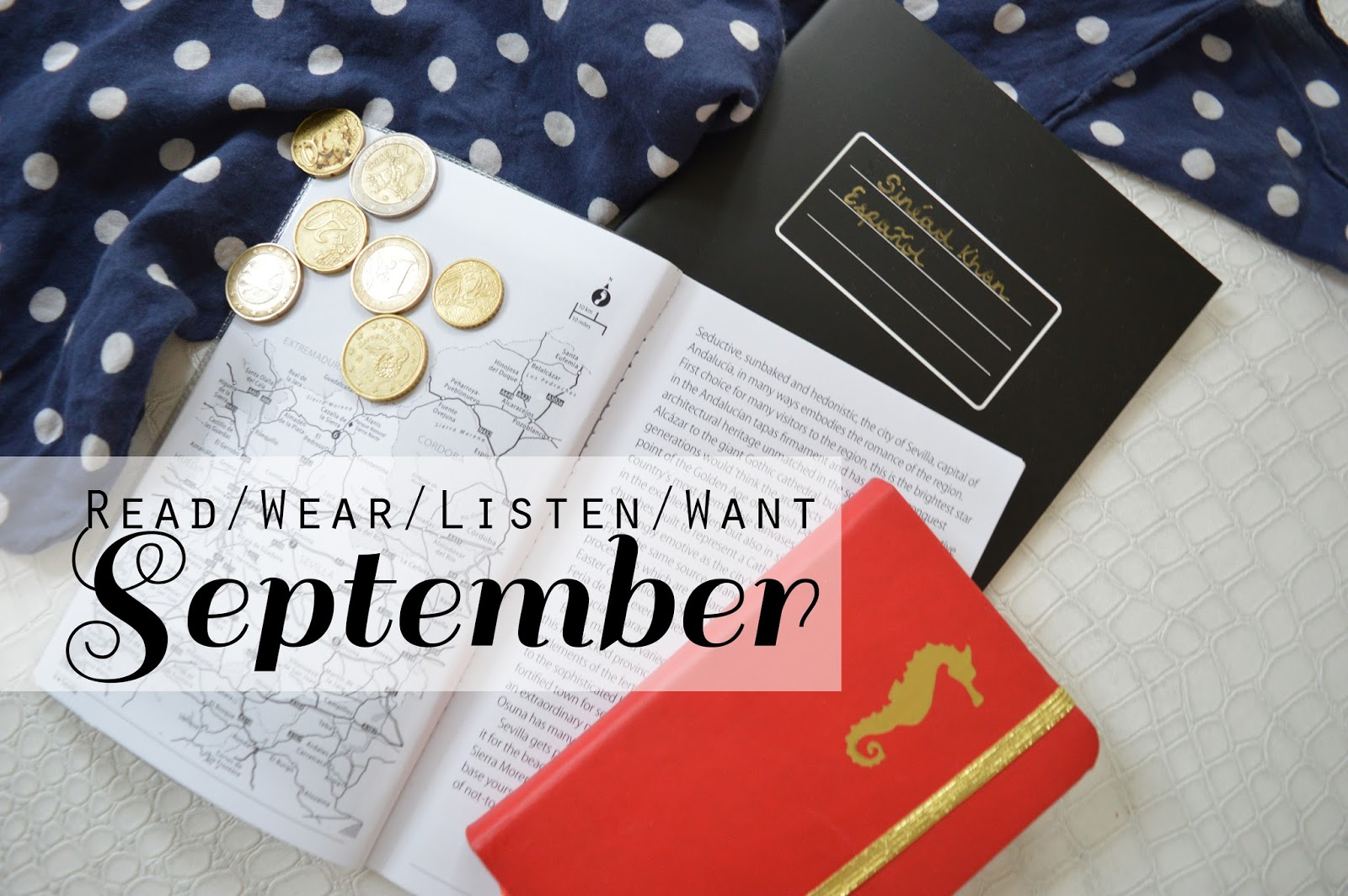 Read/Wear/Listen/Want: September