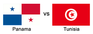 panama vs tunisia world cup 2018