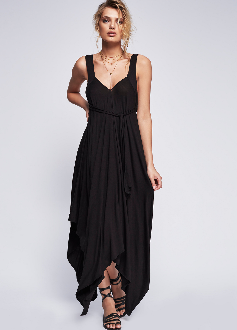 Free People Ella Midi Dress