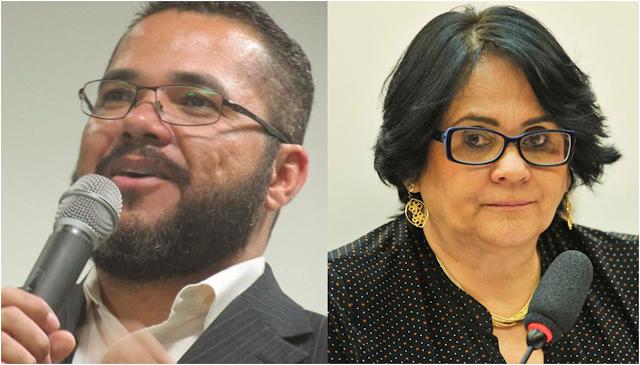 """""""Travesti não é mulher"""", diz mestre em Saúde Pública em correção à Damares Alves"""