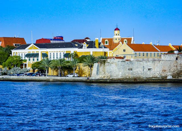 Forte Amsterdam, Wilemstad - Curaçao
