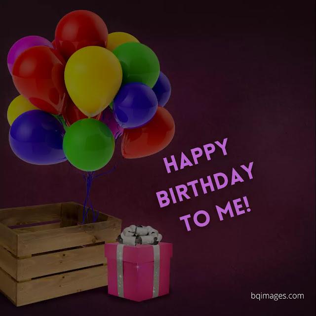 happy birthday to me images