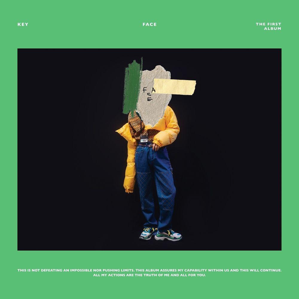 KEY – FACE – The 1st Album (ITUNES PLUS AAC M4A + Digital Booklet)