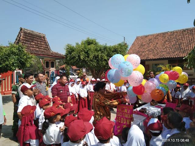 Pringatan Hari Cuci Tangan Pakai Sabun Sedunia