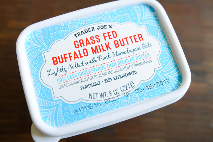 Trader Joe's review: Buttermilk Bread and Grass Fed Buffalo Milk Butter