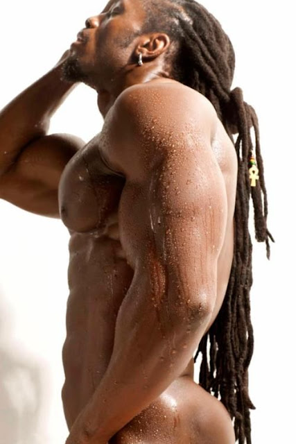 Black Men With Dreads Who Are Nude