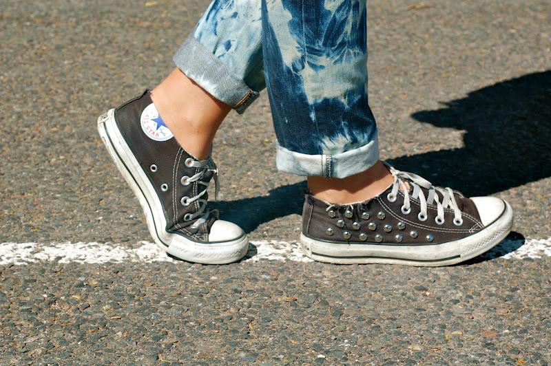 Conseil pour nettoyer des Converse blanches [node:vocab:3