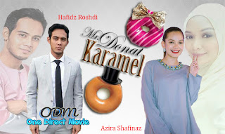 Drama Mr Donat Karamel (TV3) Episod 7