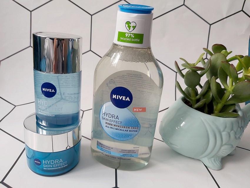 nivea hydra skin effect kosmetyki pielęgnacyjne