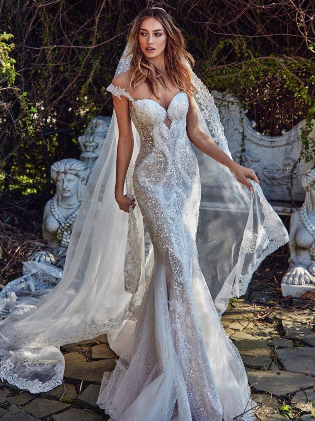 vestidos de novia elegantes strapless
