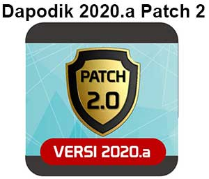 Update Dapodik 2020a Patch 2