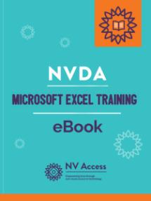 Portada NVDA Microsoft Excel Training