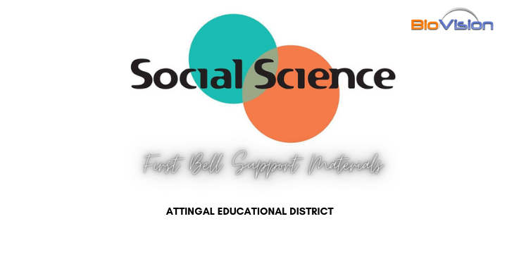 Class 8,9,10 Social science worksheets  MM & EM - Attingal Educational District