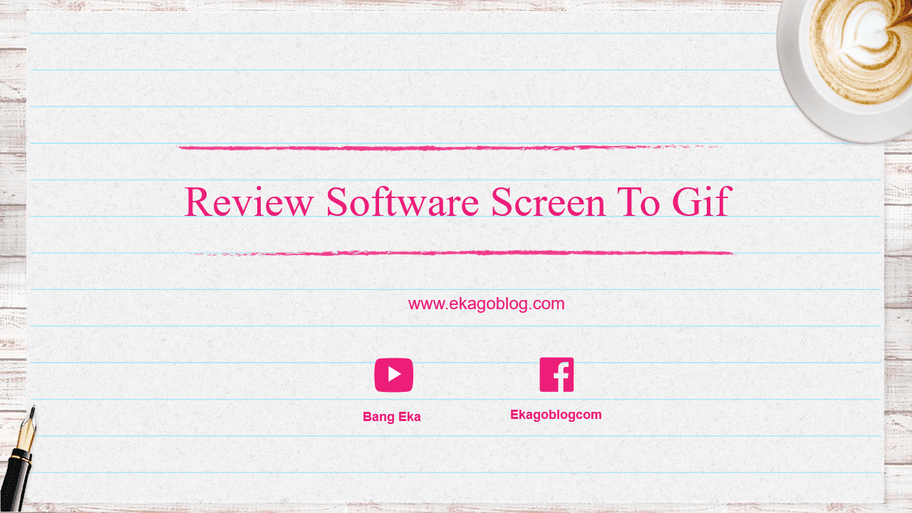 Review Software Screen To Gif - ekagoblogcom