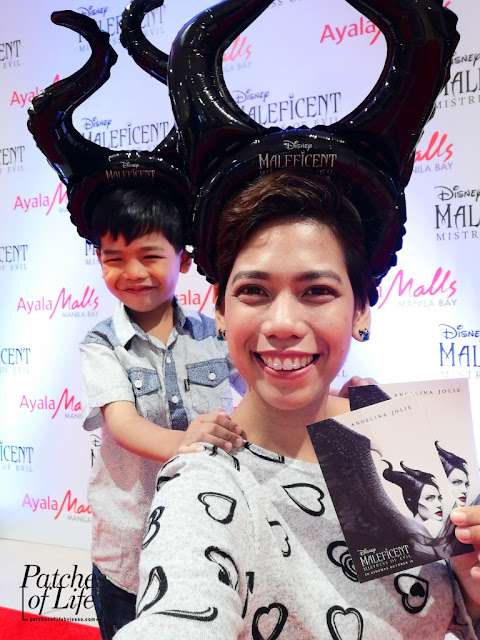 Watching Maleficent 2 with my 5-year-old boy