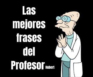 Profesor Hubert