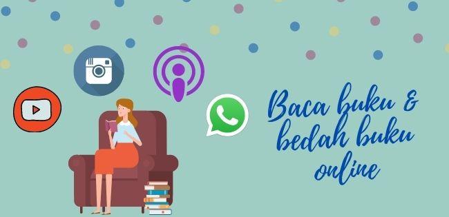baca dan bedah buku parenting secara online
