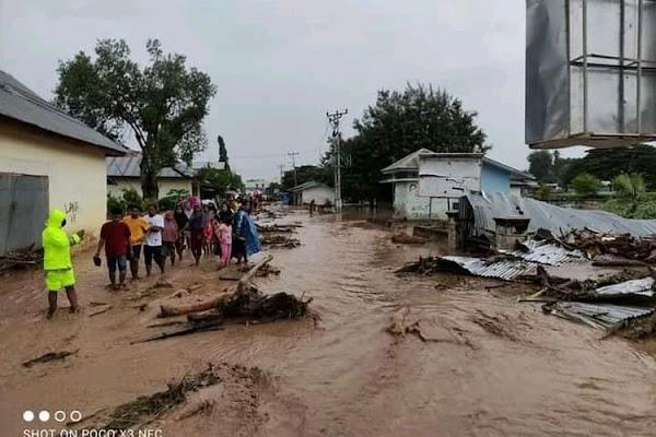Korban Tewas Banjir Bandang Flores Timur NTT Bertambah Jadi 54 Orang
