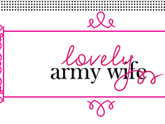 sponsor highlight: Rekita {lovely army wife}