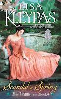 Book Review: Scandal in Spring (The Wallflowers #4) by Lisa Kleypas   About That Story