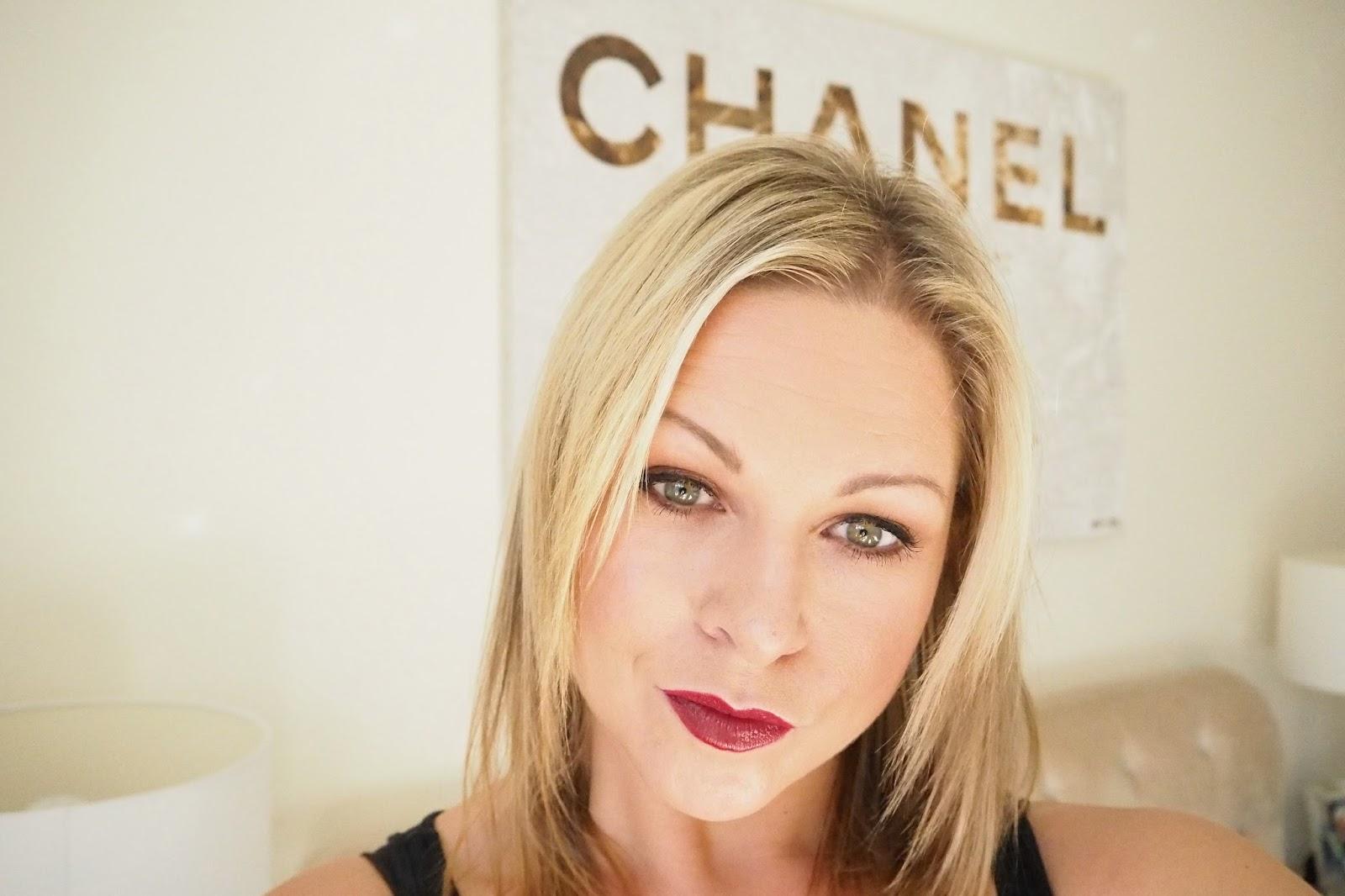 Fall Make Up - Nudestix Matte Eye Color, Mac Diva,
