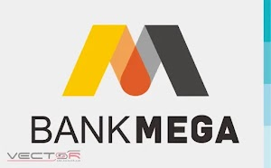 Bank Mega Logo (.SVG)