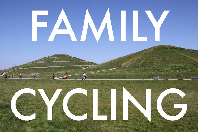 Family Cycling image